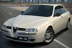 Alfa Romeo 156 2.5 V6 24V '98 (GT6)