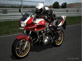 Honda CB1300 SUPER BOL D'OR '05
