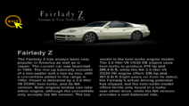 Nissan Fairlady Z 300ZX Version S TwinTurbo 2by2 (Z32) info