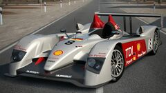 Audi R10 TDI Race Car '06