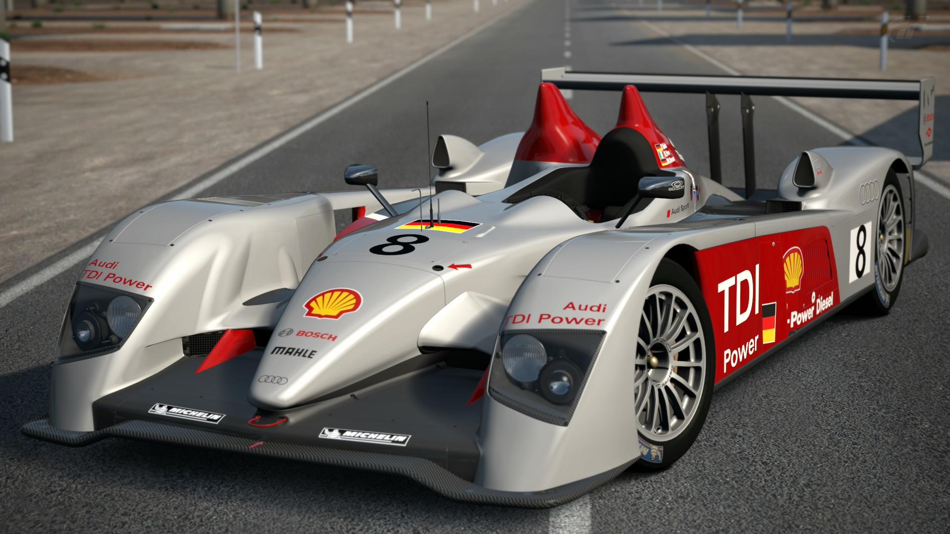 Audi R TDI Race Car Gran Turismo Wiki FANDOM Powered By Wikia - Audi r10