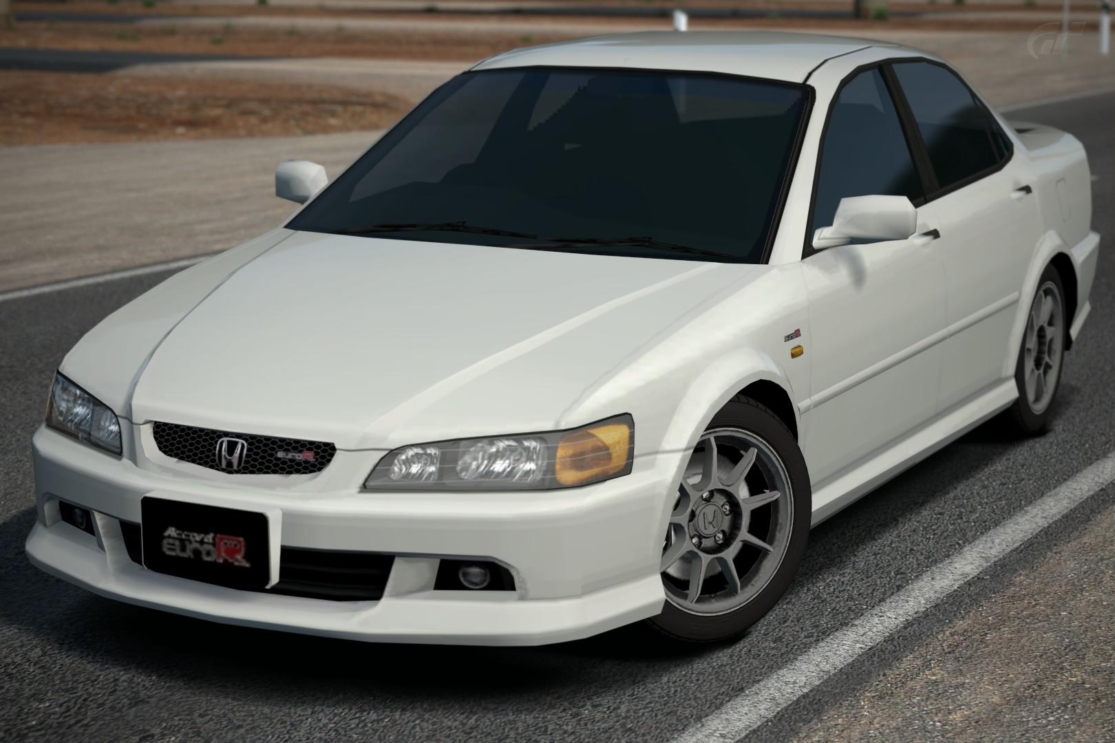 Latest Cb on 2000 Honda Accord
