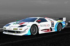 Lamborghini NOMAD Diablo GT-1 (JGTC) '00