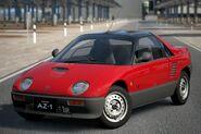 Mazda Autozam AZ-1 '92 (Premium)