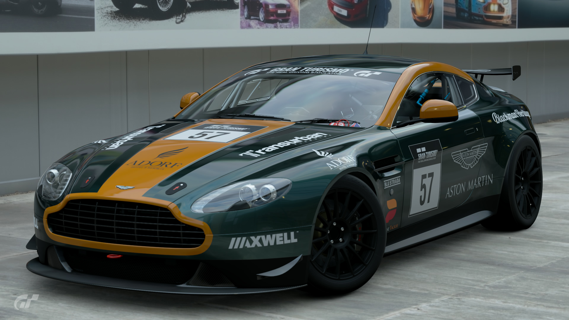 Aston Martin Vantage Gr.4