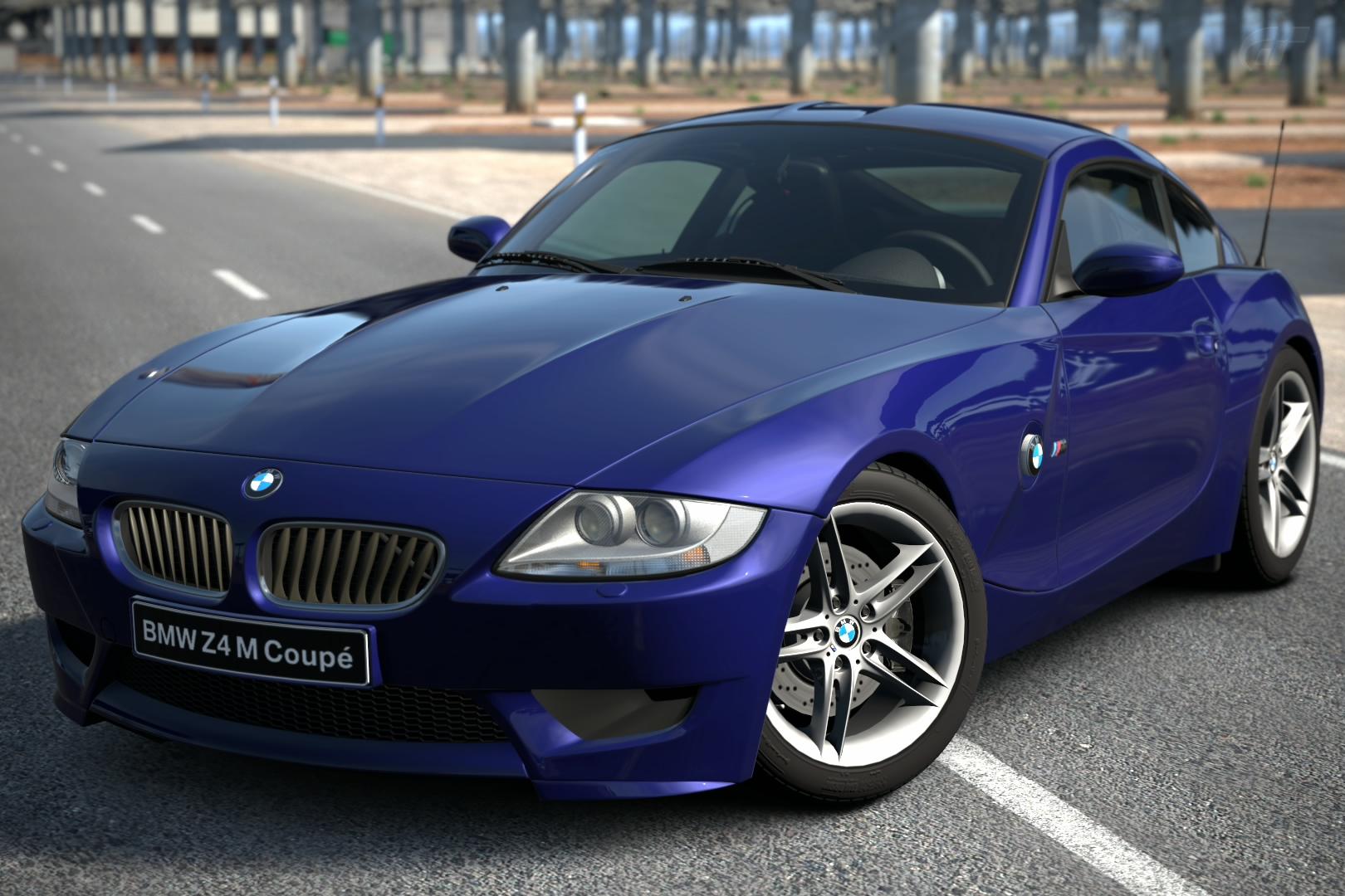 Bmw Z4 M Coupe 08