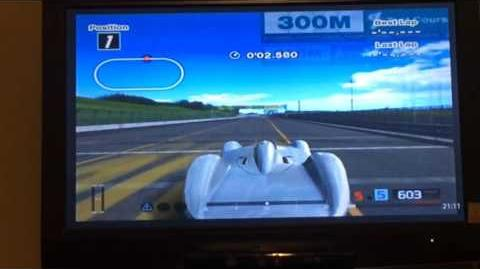 The World's Fastest Car in GRAN TURISMO 4!!