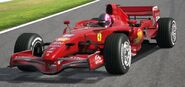 Ferrari F2007 (Standard, Fixed)
