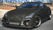 High End Performance G37 (SEMA Gran Turismo Awards 2008)