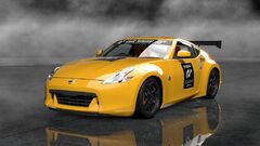 Nissan 370Z Tuned Car '08