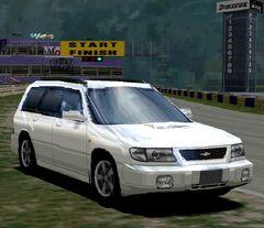 Subaru Forester Stb '97