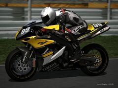 Yamaha YZFR1 RM