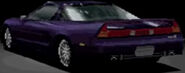 Acura NSX Type S Zero (Back)