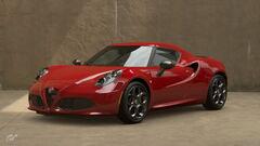 Alfa Romeo 4C Launch Edition '14