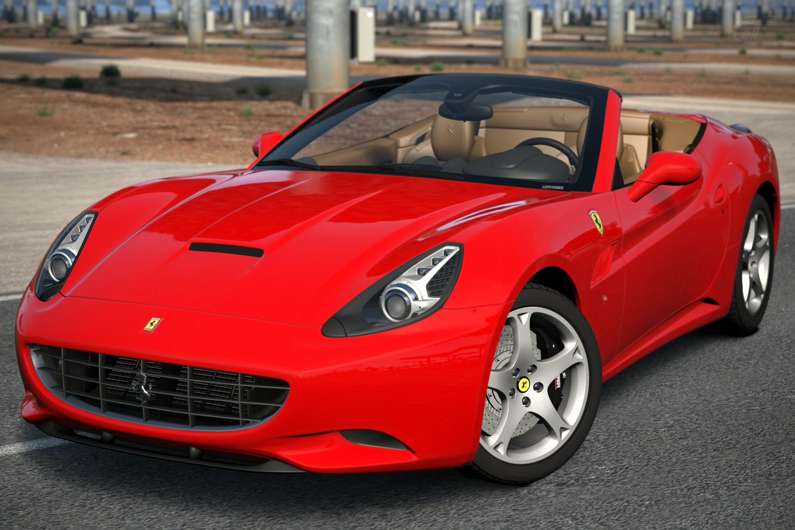 Ferrari California 08 Gran Turismo Wiki Fandom Powered By Wikia
