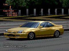 Honda PRELUDE SiR '98