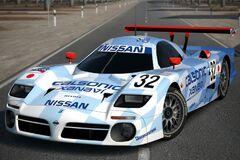 Nissan R390 GT1 Race Car '98