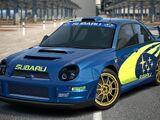 Subaru IMPREZA Rally Car Prototype '01