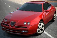 Alfa Romeo GTV 3.0 V6 24V '01 (GT6)