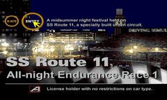 All-Night I Endurance