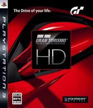 Gran Turismo HD Concept Cover