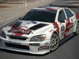 Lexus IS 200 GT-1 Race Car '04