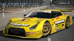 Nissan YellowHat YMS TOMICA GT-R (SUPER GT) '08