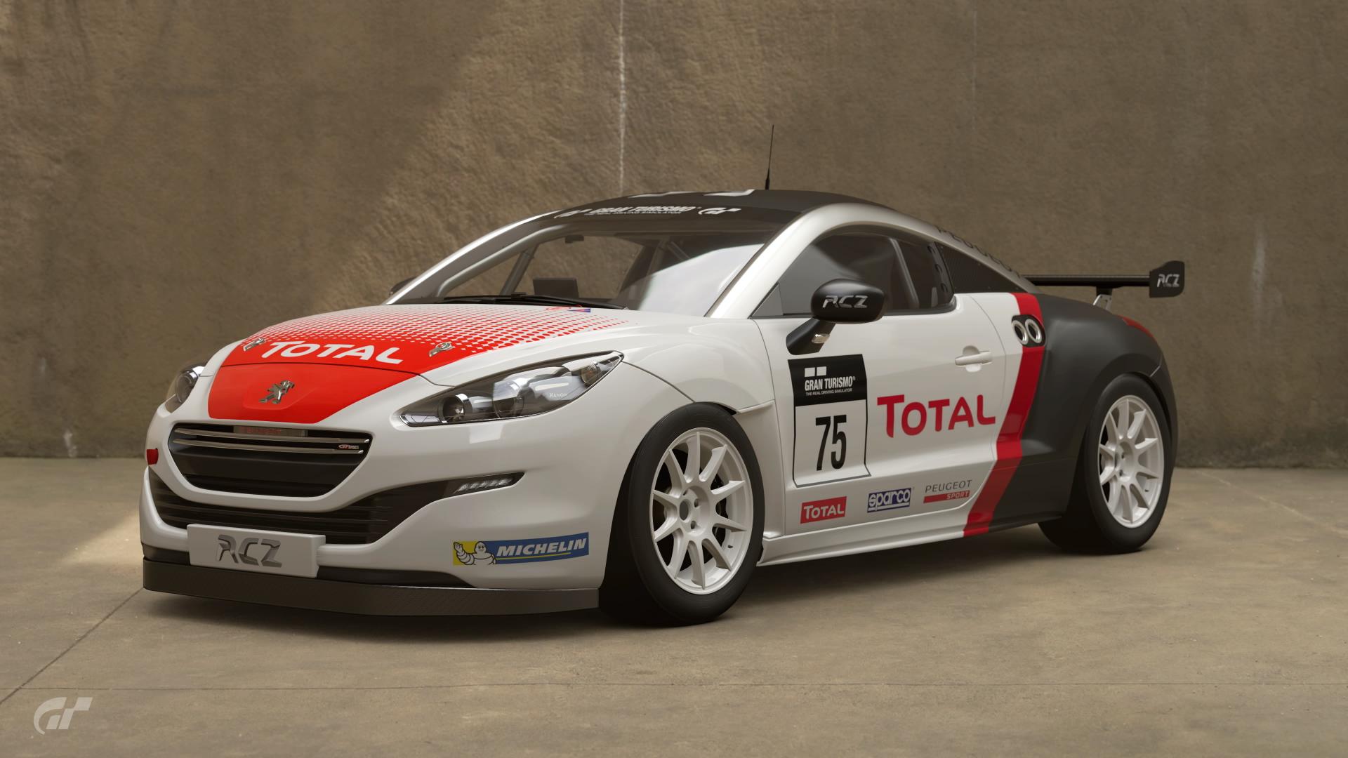 Peugeot RCZ Gr.4 | Gran Turismo Wiki | FANDOM powered by Wikia