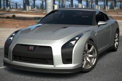 Nissan GT-R Proto '05