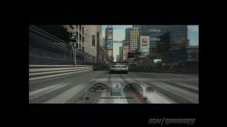 Gran Turismo HD Concept PlayStation 3 Gameplay - E3 2005 -