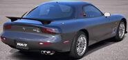 Mazda éfini RX-7 Type RZ (FD) '95 (Back)