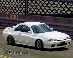 Nissan SKYLINE GTS-4 (R32) '91