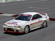 -R-Nissan SKYLINE GTS-4 (R32) '91 (GT1)