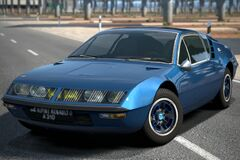 Alpine A310 1600VE '73