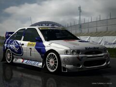Escort Rally Car '98 Revised