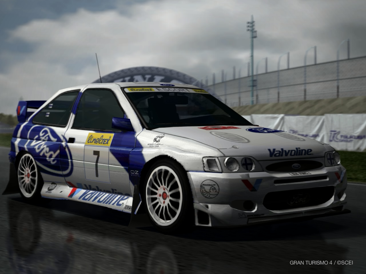 Ford Escort Rally Car \'98 | Gran Turismo Wiki | FANDOM powered by Wikia