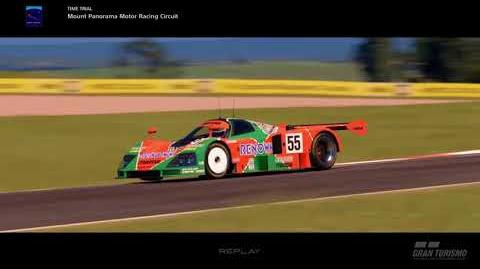 Gran Turismo Sport - Mazda 787B Hot Lap