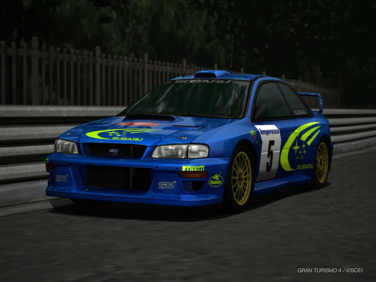 Image Impreza Rally Car 99 Revised Jpg Gran Turismo Wiki