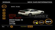 Nissan Fairlady Z 300ZX Version S TwinTurbo 2seater back