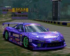 Honda Raybrig NSX GT (JGTC) '99