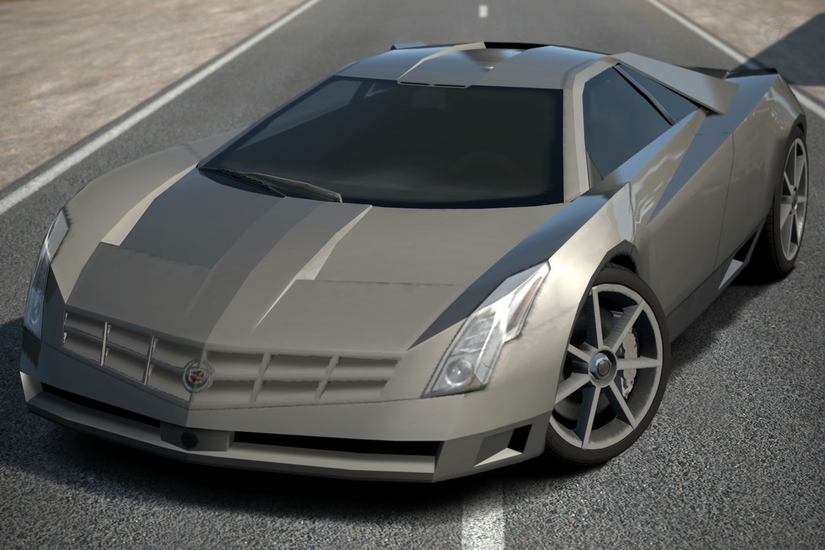Cadillac Cien Concept 02 Gran Turismo Wiki Fandom Powered By Wikia