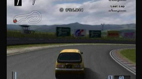 Gran Turismo 4, 54 of 708 cars 1970 Honda Z Act