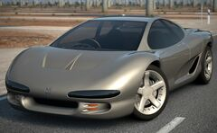 Isuzu 4200R Concept '89