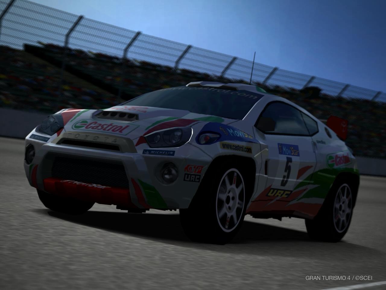 Toyota RSC Rally Raid Car | Gran Turismo Wiki | FANDOM powered by Wikia