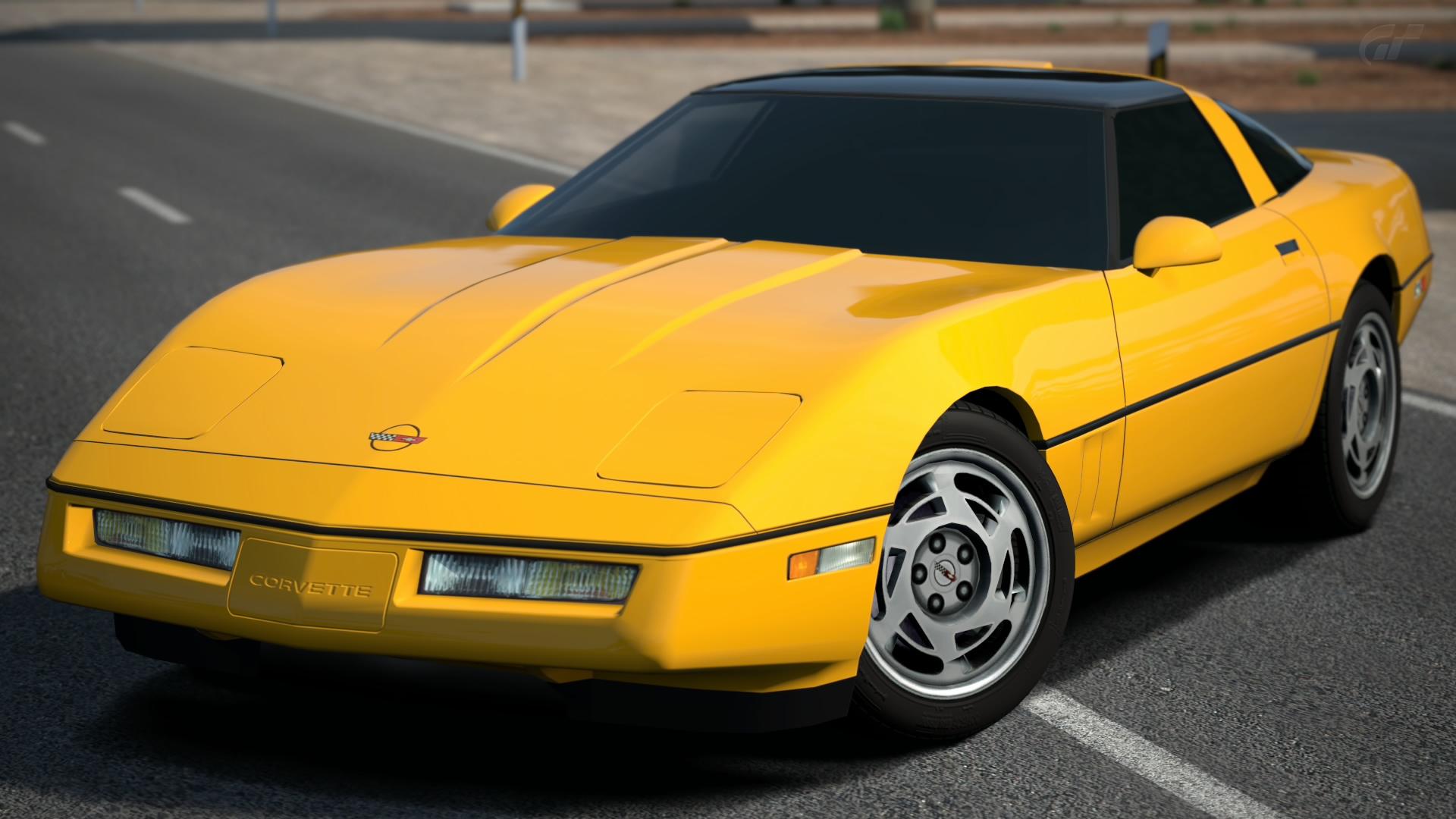 Chevrolet Corvette ZR-1 (C4) '90 | Gran Turismo Wiki | FANDOM