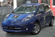 Nissan Leaf G (GT Academy) '11