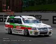 -R-Nissan STAGEA 25t RS FOUR V '98