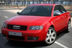 Audi S4 '03