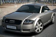 Audi TT Coupe 1.8T quattro '00