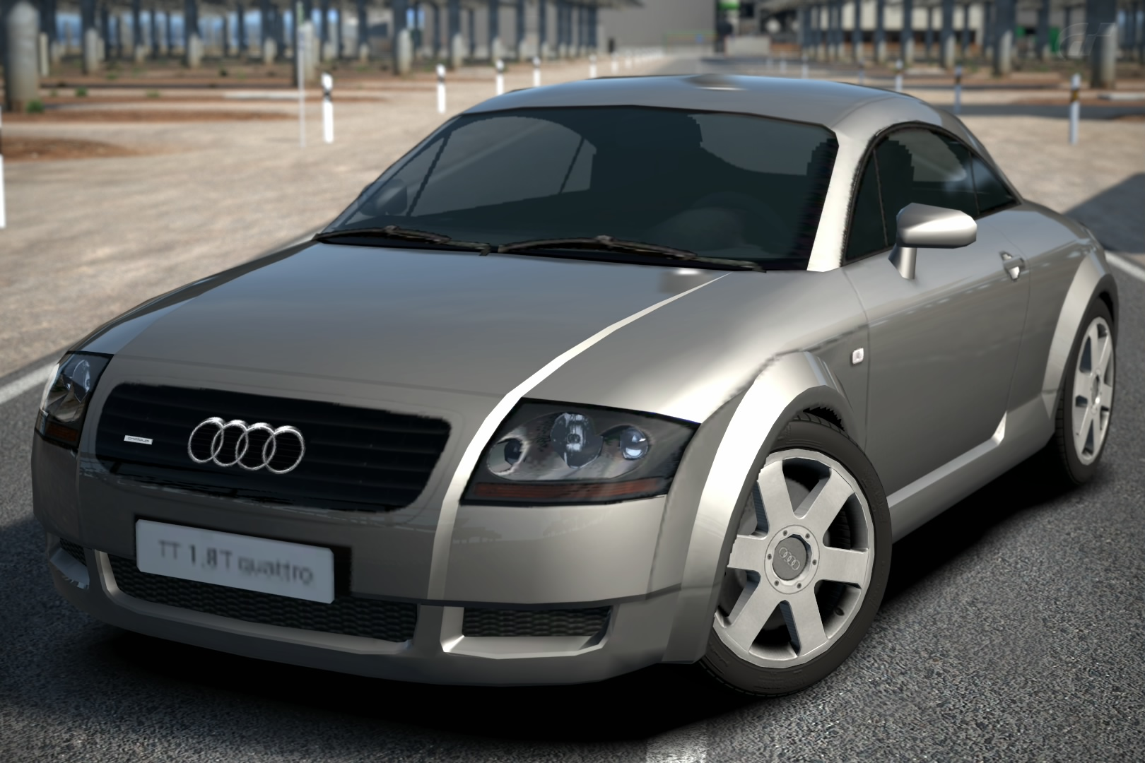 audi tt coupe 1 8t quattro 39 00 gran turismo wiki. Black Bedroom Furniture Sets. Home Design Ideas